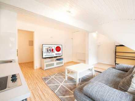 Schicke kleine Wohnung mit Küche - Ideal auch als Dauerferienwohnung für Monteure etc.