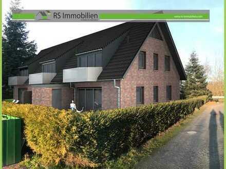 Neubau Obergeschosswohnungen in ruhiger Lage von Norddeich!