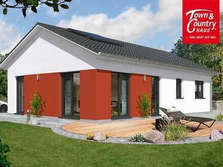 Bungalow mit 100 m² in Bad Salzuflen-Stadtlage