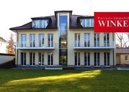 Hochwertige 3-Zimmerwohnung mit Balkon im Johanniterviertel -2 TG-Plätze, Gäste-WC, Balkon, EBK-