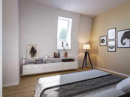 4-Zimmer Maisonette im Denkmalensemble Kloster Karree® in der UNESCO-Welterbe Altstadt Bamberg