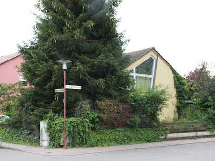 Verwirklichen Sie den Traum vom freistehenden Haus in ruhiger Waldrandlage! Abriss oder Sanierung!