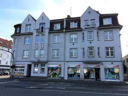 3 ZKB Altbauwohnung mit geräumigen Balkon am Ravensbergerpark in Bielefeld