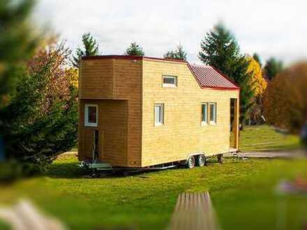 Ihr eigenes Tiny House am Plauer See in idyllischer Lage!!!