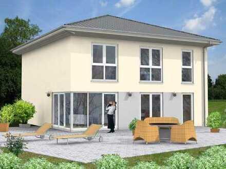 Individuell planbare Stadthausvilla in schöner Lage von Straubing-Bogen