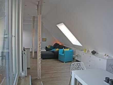 4 Zimmer Maisonettewohnung MH Speldorf Nähe Uhlenhorst mit Loggia in Südwest Lage
