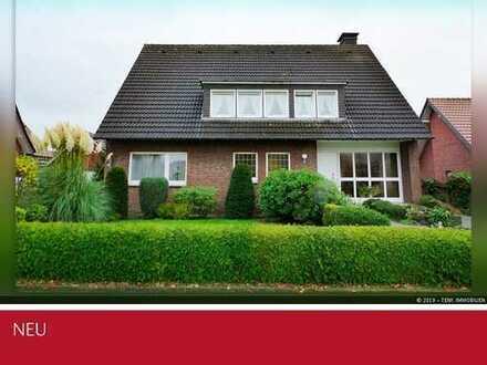 Großzügiges Einfamilienhaus mit Einliegerwohnung in Top Lage von Borken-Weseke
