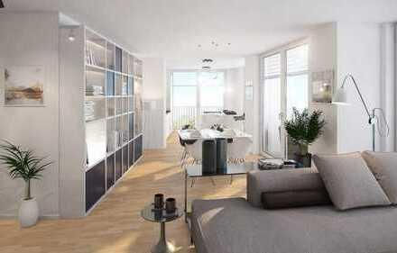 Nicht nur für die Familie! Perfekt geschnittene 3-Zimmer-Wohnung in City-Lage