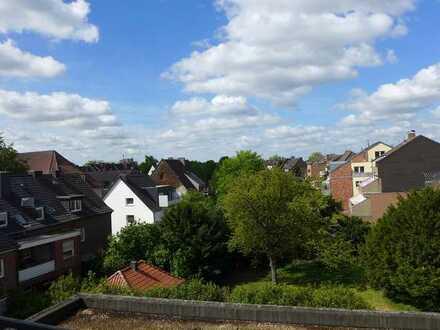 Zentral gelegene Eigentumswohnung mit tollem Ausblick in Bocholt - zu verkaufen –
