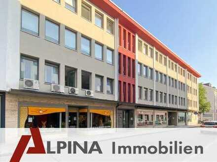 Zentral am Ärztehaus und Busbahnhof! Freie Praxis/Gewerberäume in der Stadtmitte.