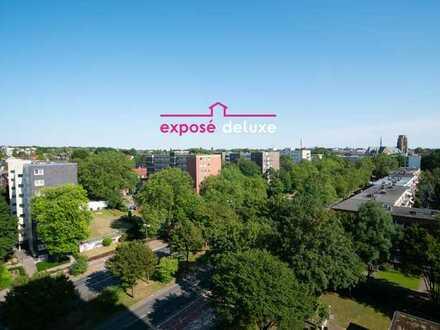 Umwerfendes Panorama über Buer - mit 360° Rundgang!