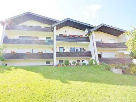 Moderne 3-Zimmer-Wohnung mit Balkon!