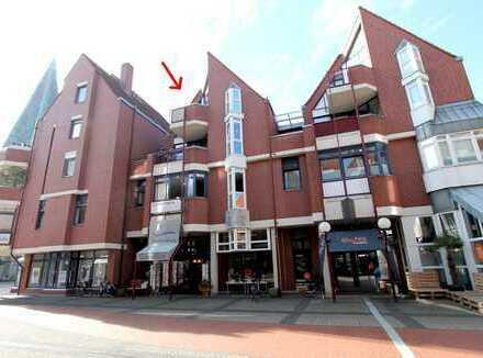 Wohnung über 2 Etagen mit Balkon & TG-Stellplatz am Crispinusplatz