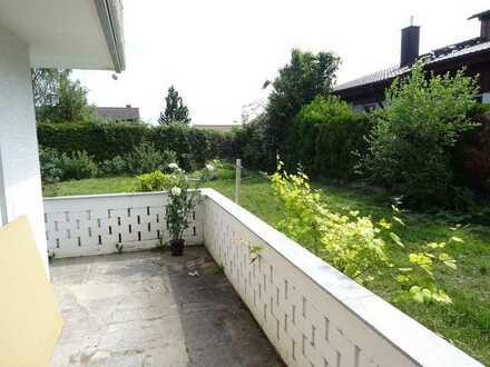 Traumhafte Erdgeschosswohnung mit großem Garten!!!