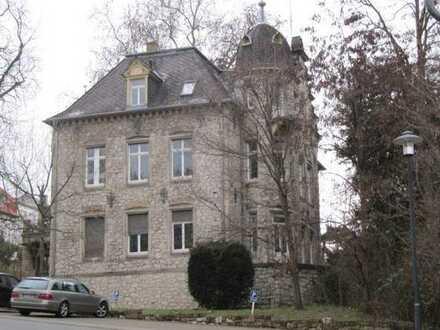 Baureifes 6108 m² Top-Grundstück, in exponierter Hanglage mit 3 historischen Gebäuden in Nierstein
