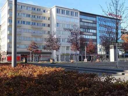 Seltene Gelegenheit - vermietetes gewerbl. Teileigentum als Büro-/Praxisfläche mitten in der City!