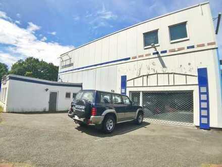 Büroetage (ca. 250m²) mit 6 Zimmern und 3 Stellplätzen ab 01.04.2020 in Hagen