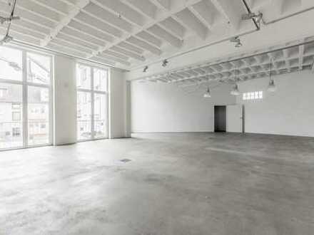 + Außergewöhnliches Büro-Loft am Sedanplatz — Provisionsfrei! +