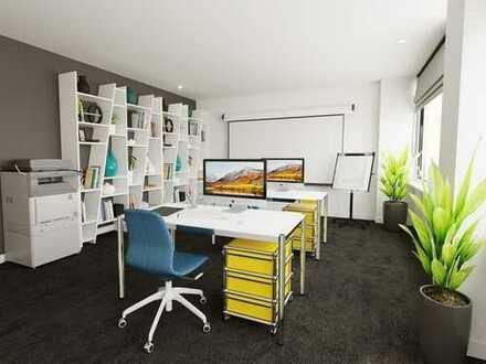 Einfaches Büro direkt an der B36 (KA-Mühlburg)