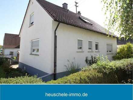 Freistehendes Einfamilienhaus mit Charme - die Alternative zur Wohnung !