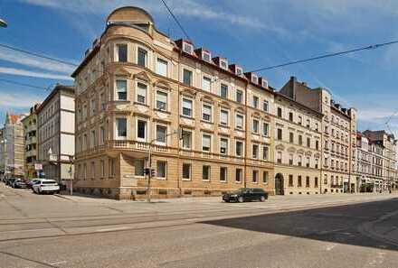 3-Zimmer-Altbau-Unikat in top Lage von Haidhausen!