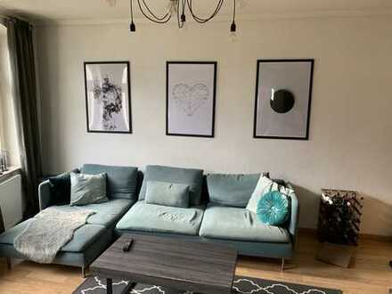 Gepflegte 4-Zimmer-Dachgeschosswohnung mit Einbauküche in Bielefeld