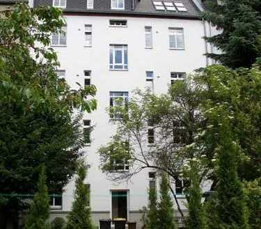 Immobilienvermögen aufbauen-mit vermieteter Zweiraumwohnung im Lutherviertel