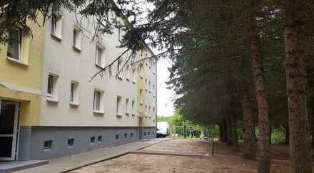 Helle 3-Zimmer-Wohnung mit Einbauküche in Uckerland OT Kutzerow