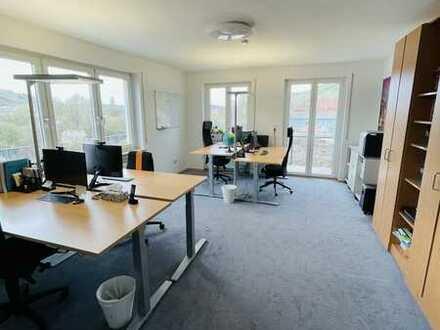 Helle Büroräume in Randersacker / wunderschöne Lage