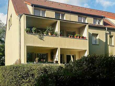 Gemütliche 4 Zimmer Wohnung in Neu Bochow - Kiefernweg 8