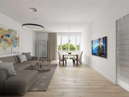 Helle 3-Zimmer Wohnung mit Balkon-WH3