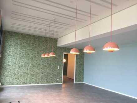 Neue attraktive und helle Bürofläche im hochmodernen Neubaukomplex, St.-Martin-Straße München