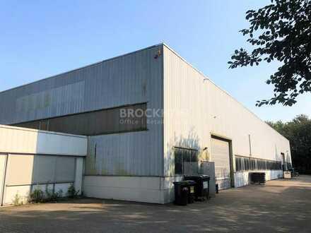 Bochum-Werne | 1.200 m² Gewerbehalle | Mietzins auf Anfrage