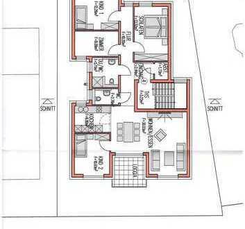 Schöne 5,5-Zimmer-Wohnung in Dettingen