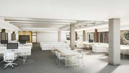 *WMI* Markante und frisch renovierte Bürofläche in Stuttgart-Mitte