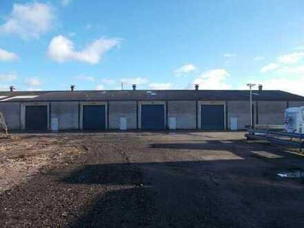 125 m² Halle im Industriegebiet Oeversee direkt an der A7