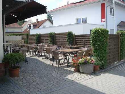 Restaurant Gaststätte mit 3-Zimmer-Wohnung und Personalwohnung zentral in Illertissen