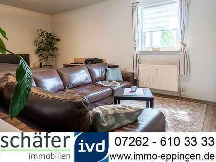 Klein aber fein - Schöne Wohnung in Eppingen - Richen sucht einen neuen Mieter!