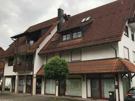 Gepflegte Gewerbeeinheit auf zwei Ebenen in Bermatingen zu vermieten!!