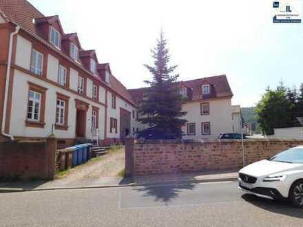 Bruchmühlbach-Miesau - 3 Zimmer, Küche , Bad in Denkmal geschützten Gebäude