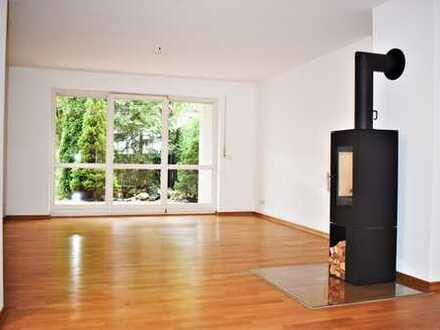 Rarität in Grünwald - 3-Zimmerwohnung mit Garten, Terrasse und Balkon