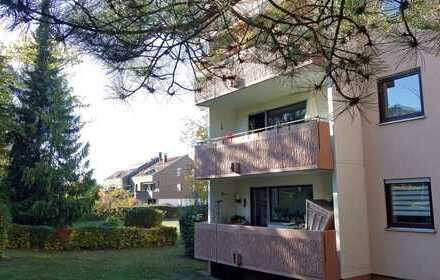 Sonnige & ruhig gelegene 4-Zimmer-Wohnung mit Balkon und TG-Stellplatz in Gerlingen