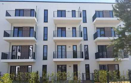Sehr schöne und hochwertige drei Zimmer Neubauwohnung in Düsseldorf, Heerdt