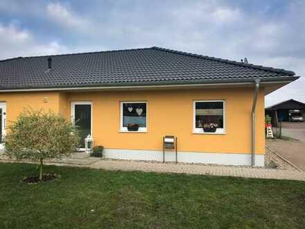 Doppelhaushälfte in Schwaan zu vermieten!