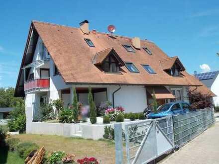 Tolle DG-Maisonette-Wohnung: Vörstetten bei Freiburg