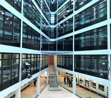 Kreuzberg: Wilhelmstr.: Repräsentative Einzelhandels-Bürofläche im Willy-Brandt-Haus, 59 m²