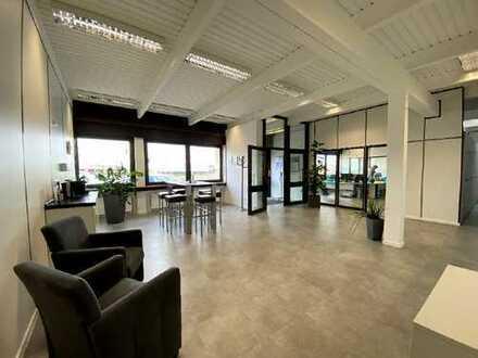 TOP renovierte Büroflächen - ca. 220m² - Industriegebiet Rheinhafen zu vermieten!