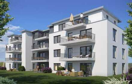 Neubau, großzügige 4,5 Raum-Wohnung in ausgezeichneter Lage in Bergerhausen