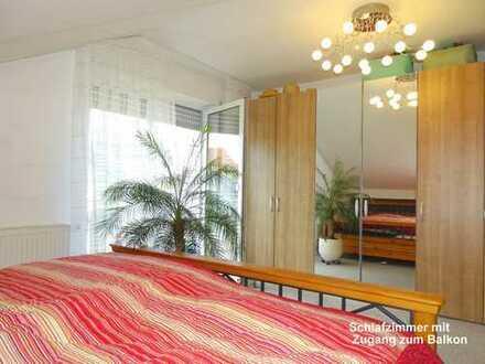 **Sofort beziehbare stylische 2,5 Zimmer Dachgeschoss Wohnung in Plüderhausen**