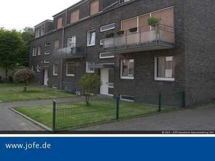 4 Zimmer-Wohnung mit Balkon in Toplage Nähe Toeppersee in Rheinhausen